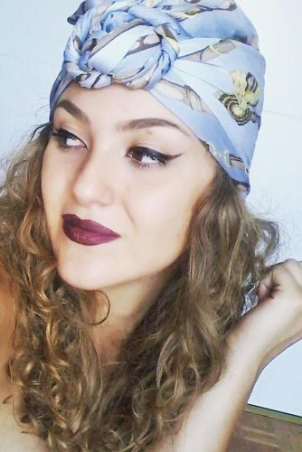 21 Ideas How to Wear Your Head Scarf