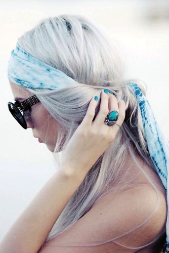 21 Ideas How to Wear Your Head Scarf to Make Your Look Glamorous