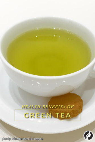 Top Green Tea is the Most Healthiest Organic Foods