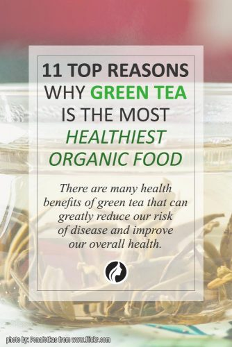 11 Top Reasons Why Green Tea is the Most Healthiest Organic Food