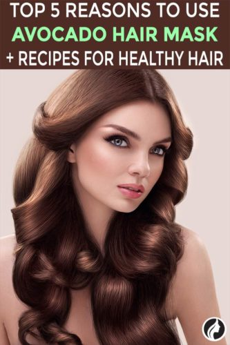 4 Easy Homemade Avocado Hair Mask Recipes for Healthy Hair