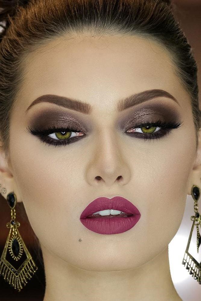 Sexy Smokey Eye Makeup Looks picture 2
