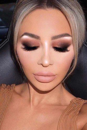 Elegant Smokey Eye Makeup picture 1