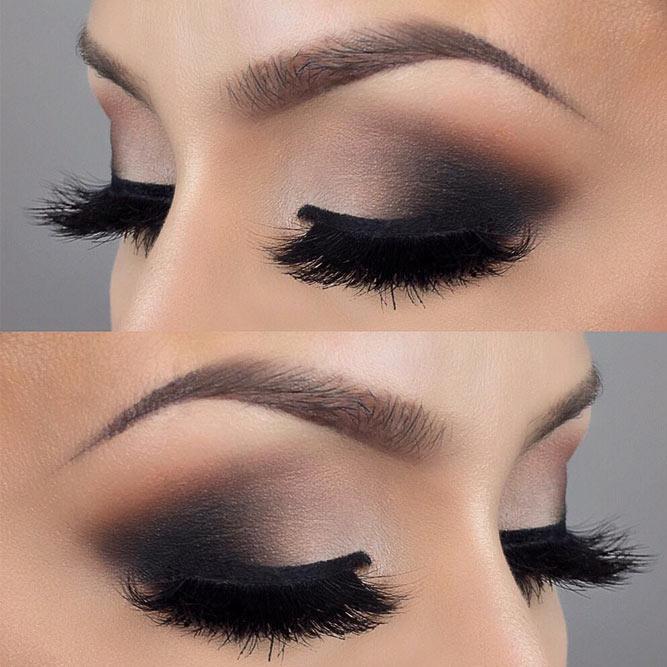 Stunning Smokey Eye Makeup Ideas picture 3