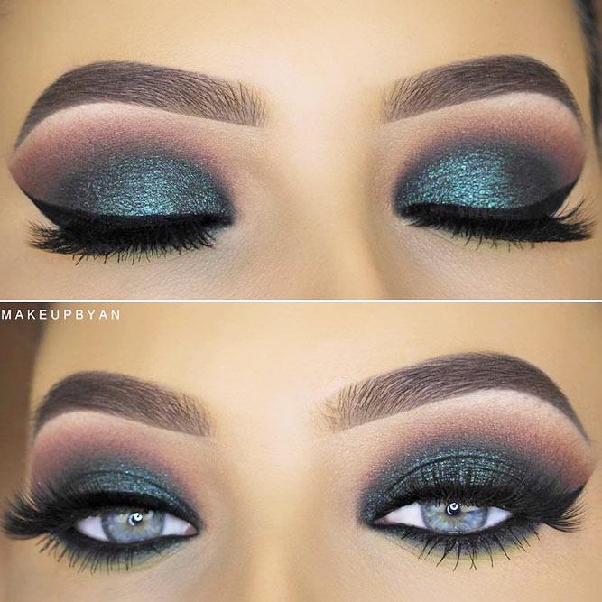 Stunning Smokey Eye Makeup Ideas picture 6