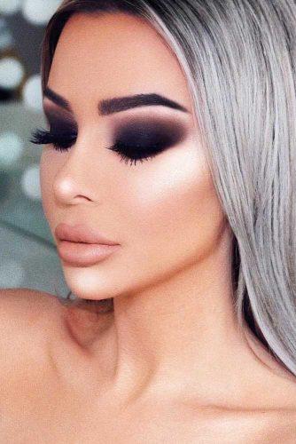 20 Exquisite Smokey Eye Looks For Daring Girls - Crazyforus-4762