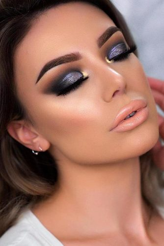 Newest Smokey Eyes Makeup Ideas picture 3