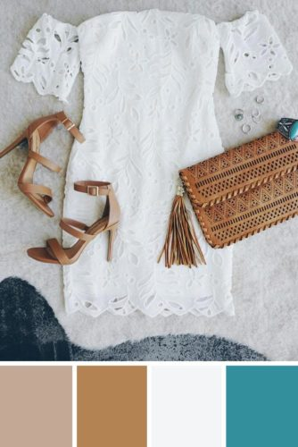 15 Best Summer Color Combinations by Lulus