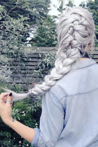 23 Super-Easy Long Hairstyles Girls Will Love