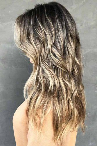 Beach Waves – No Heat #wavyhair #longhair