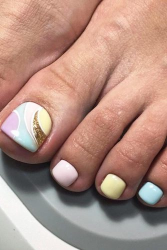 Beautiful Toe Nail Designs picture 4