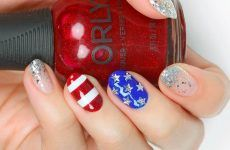 Fun Easy Nail Designs To Celebrate Labor Day