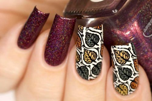 Must Try Fall Nail Designs And Ideas