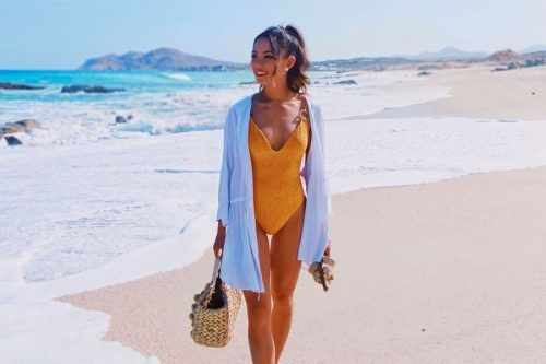 One Piece Swimsuits That Will Make You Look Sexy