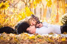 Touching True Love Photos Taken In The Forest