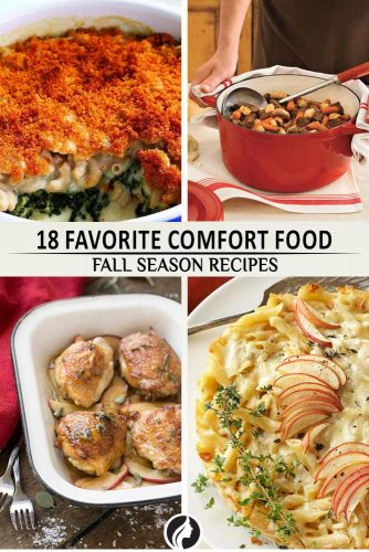 18 favorite comfort food recipes to stay healthy during the fall season forumfinder Images