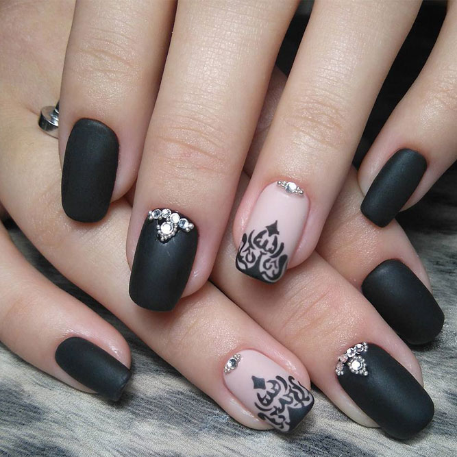 18 Best Matte Nails That You Will Love