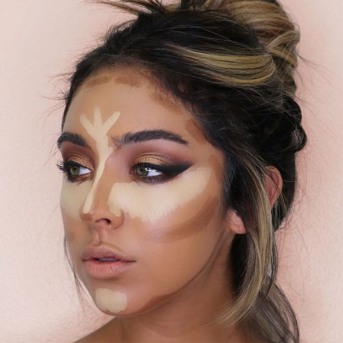 How To Apply Concealer For Olive Skin Tone