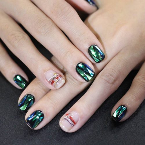 18 Bracelet Nails - The Latest Trend in Nail Art