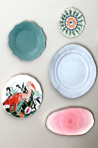 & 21 Decorative Plates - Ideas for Your DIY Projects