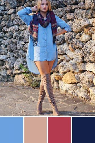 15 Perfect Color Combinations for Your Fall Wardrobe