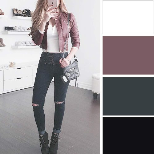 Perfect Clothing Combinations to Get the Stylish Look picture 3