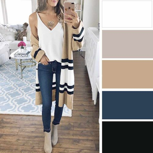 Perfect Clothing Combinations to Get the Stylish Look picture 1