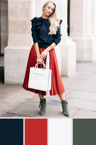 Clothing Color Combinations for Everyday Wear picture 6