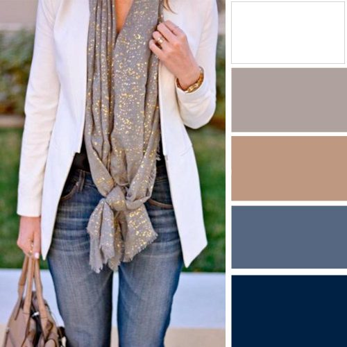 Perfect Clothing Combinations to Get the Stylish Look picture 5