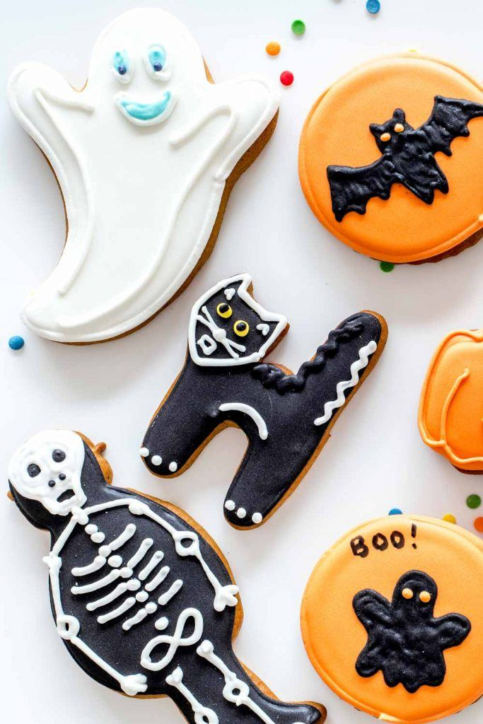 Spooky Cookies Decor for Halloween