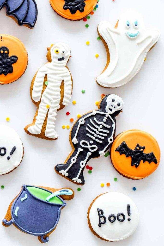 Cookies Decor for Halloween
