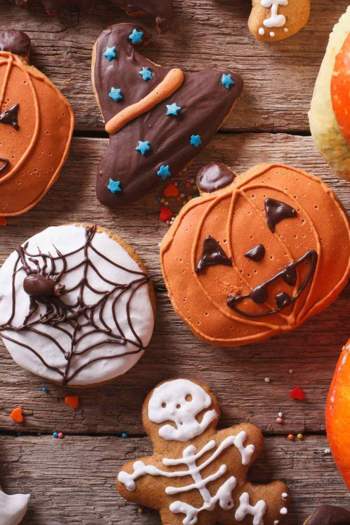 Cute Cookies Decor for Halloween