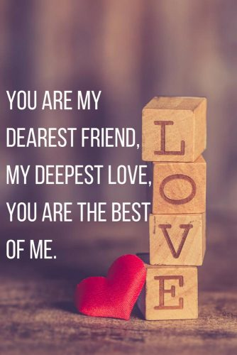 33 Awesome Love Quotes To Express Your Feelings
