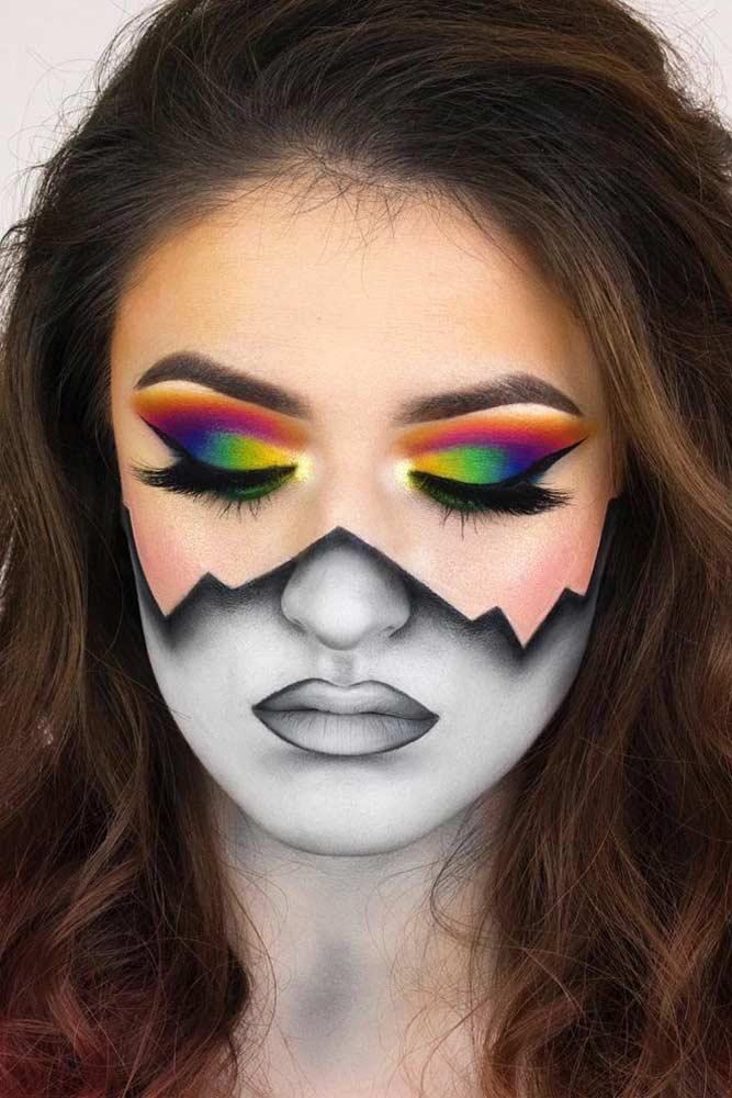 Fantastic Halloween Makeup Looks picture 4