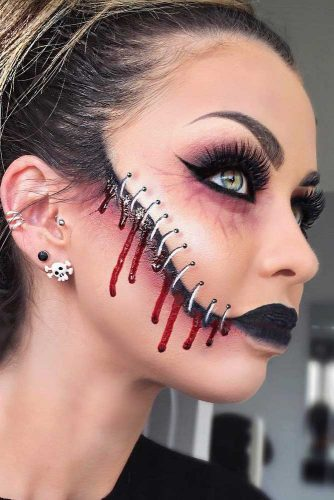 Fantastic Halloween Makeup Looks picture 6