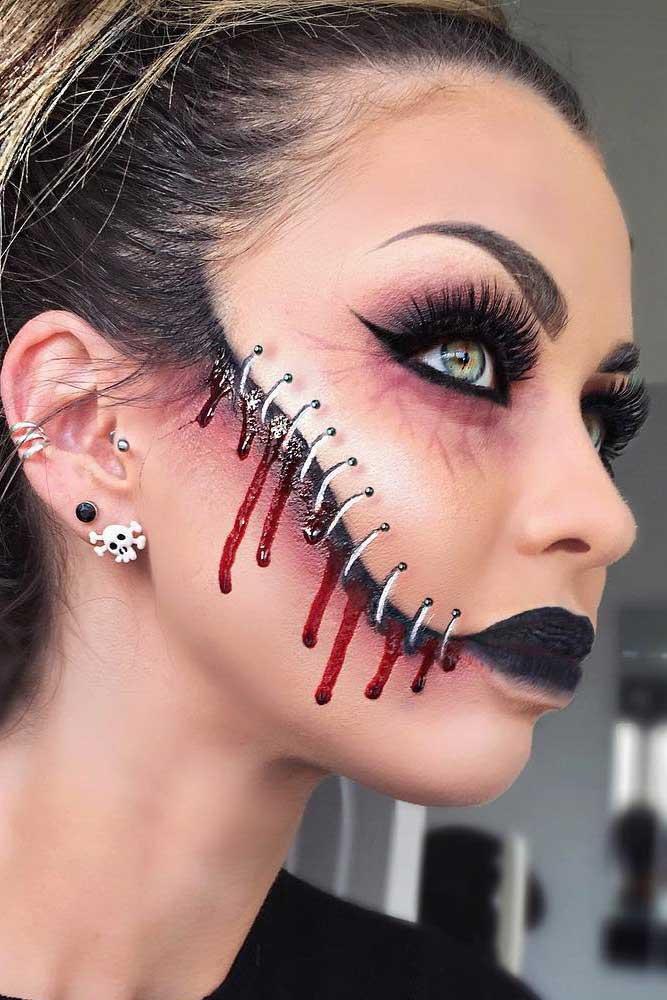 Fantastic Halloween Makeup Looks picture 6