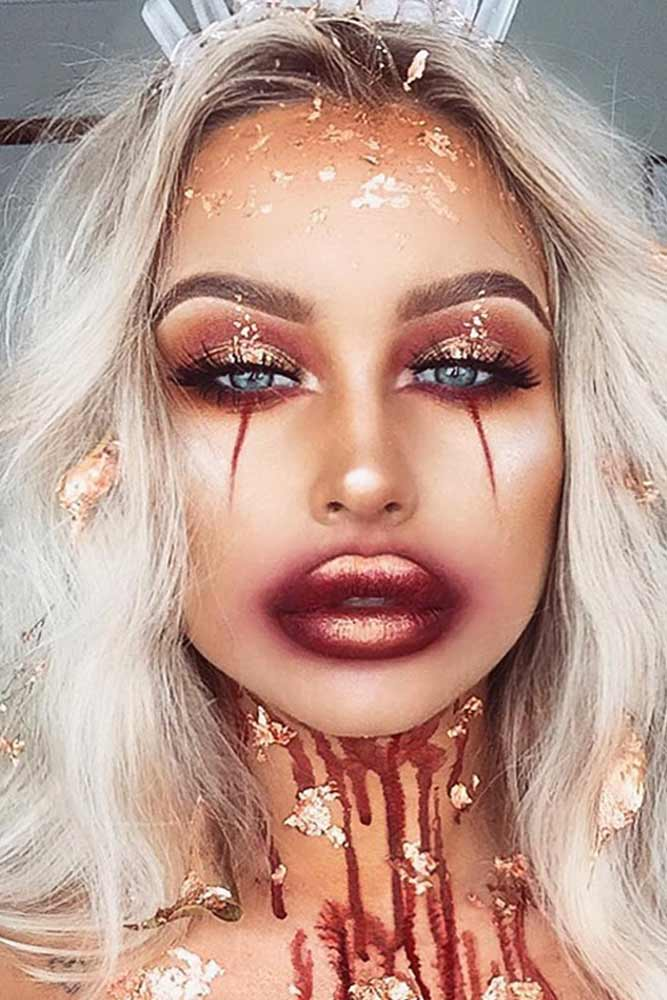 Mind-Blowing Halloween Makeup Ideas picture 1