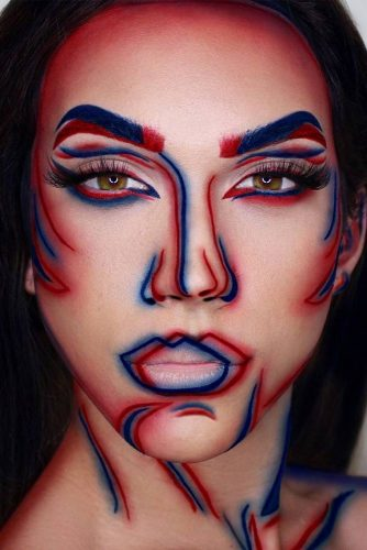Mind-Blowing Halloween Makeup Ideas picture 2