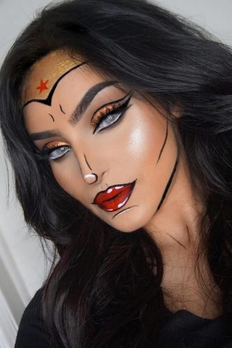 51 Killing Halloween Makeup Ideas To Collect All Compliments