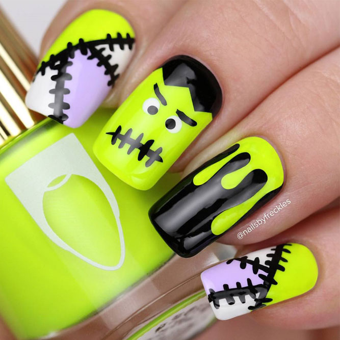 Frankenstein Wonder Nails