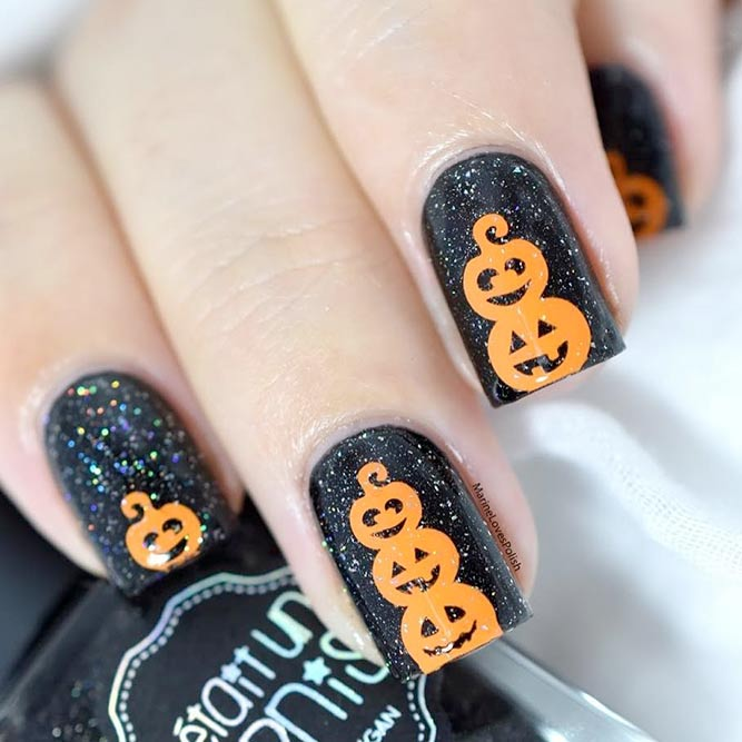 Classic Smiled Pumpkins