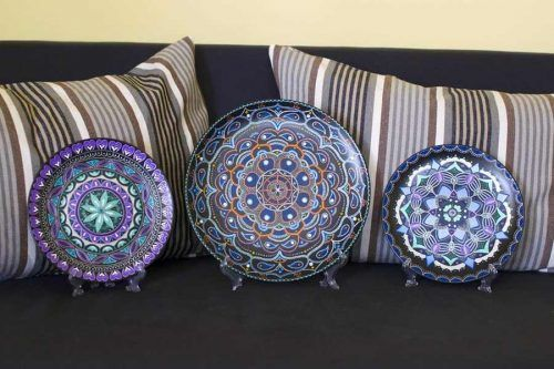 Decorative Plates - Ideas for Your DIY Projects