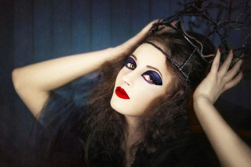 Sexy Halloween Makeup Looks That Are Creepy Yet Cute