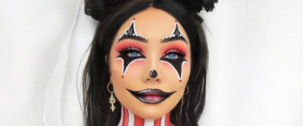51 Sexy Halloween Makeup Looks That Are Creepy Yet Cute