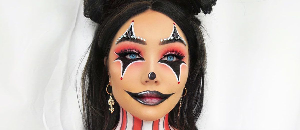 Cute Halloween Makeup Easy.51 Sexy Halloween Makeup Looks That Are Creepy Yet Cute