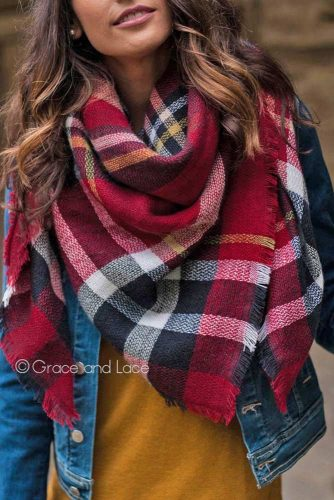 How to Wear a Scarf: Adding Color picture 4