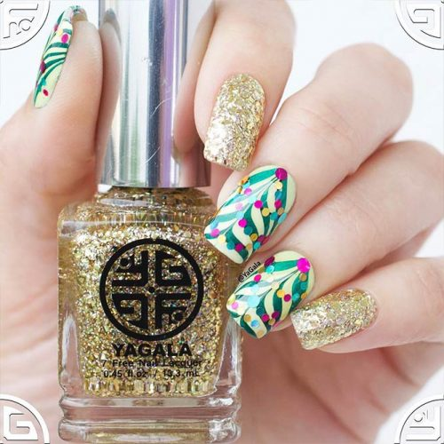 Funny Holiday Nail Designs Picture 3