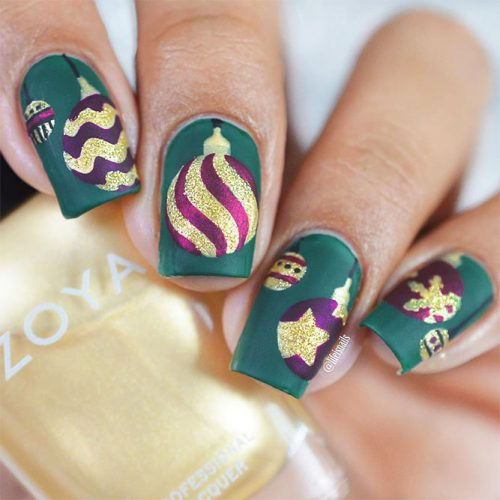 Funny Holiday Nail Designs Picture 1