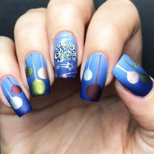 Funny Holiday Nail Designs Picture 2