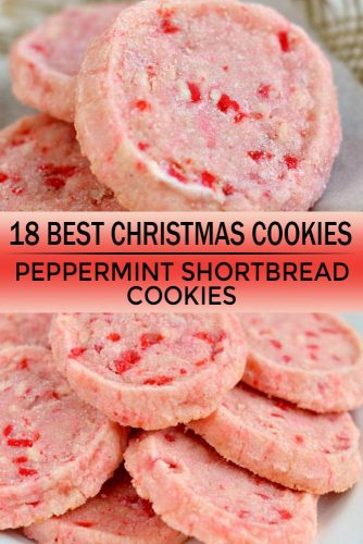 18 Best Christmas Cookie Recipes 2016